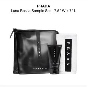 Other - 🆕Prada Luna Rossa Black set